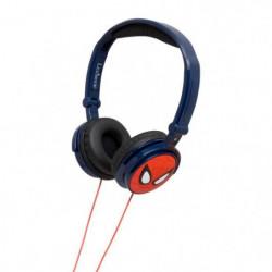 LEXIBOOK - SPIDER-MAN - Casque Audio Stéréo, Puissance sonor