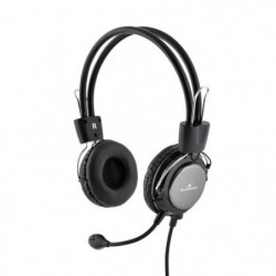BLUESTORK Casque-Micro multifonctionnel MC201 - Compatible W
