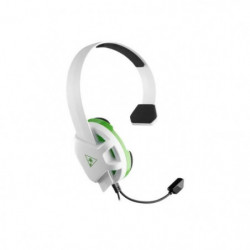Turtle Beach - Casque Gamer - Recon Chat Blanc (compatible X