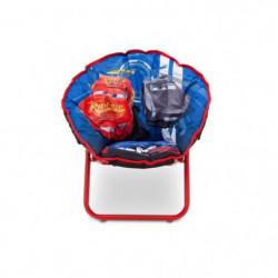 CARS - Siege Lune Enfant - Rouge et Bleu