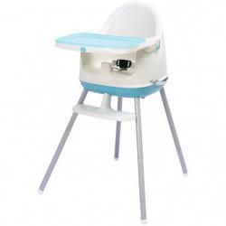 DBB REMOND Chaise haute - 3 en 1 - A partir de 6 mois - Bébé