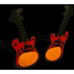 AMSCAN Lunettes fantaisie Guitare