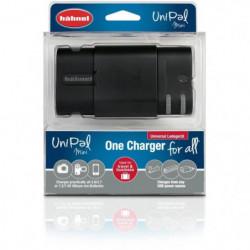 HAHNEL HLUNIPALMINI Chargeur UniPal Mini compatible avec les