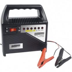 MANNESMANN Chargeur de batterie M12725 - 6-12 V - 6 Amp