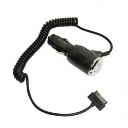 PLATYNE Chargeur allume cigare avec câble pour iPhone 3 / 3G