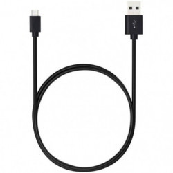 SWISS CHARGER Chargeur allume cigare 3.1A 2USB avec cable mi
