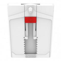 TESA Clou adhésif ajustable - Pour carrelage & métal - Charg