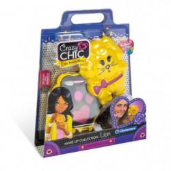 CLEMENTONI Crazy Chic - Mini palette de Maquillage Enfant -