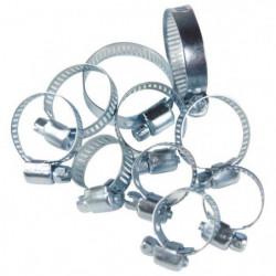 TEC HIT Assortiments 10 colliers de serrage