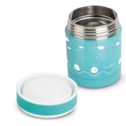 NUVITA Boîte thermique alimentaire en acier inoxydable 350ml