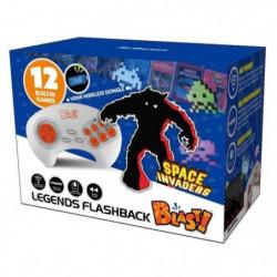 Manette + 12 jeux intégrés Blast Family Taito Space Invaders