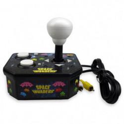 Console avec jeu vidéo intégré Space Invaders TV Arcade Plug