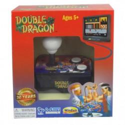 Console avec jeu vidéo intégré Double Dragon TV Arcade Plug