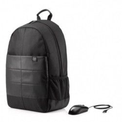 "HP Sac a dos PC Portable Classic Backpack 1FK05AA - 15,6"" -"