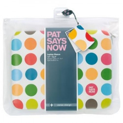 MOBILITY LAB Ipad Sleeve Polka Dot