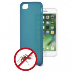 KSIX Coque de protection flexible anti-bactéries pour Iphone 48104