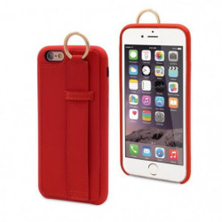 MUVIT LIFE Coque pour Iphone 6 / 6S - Rouge