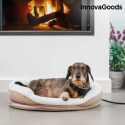 INNOVA GOODS Lit électrique thermique - 18 W - Pour animaux