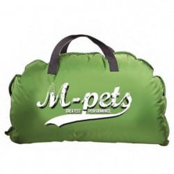 M-PETS - Coussin Bilbao - Vert - S - Pour chien