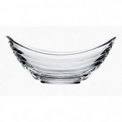 RECEPTION 1611535 Lot de 6 coupes a glace en verre Venezia -