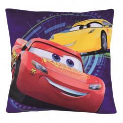 Fun House Disney Cars coussin carre 35 x 35 cm pour enfant