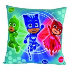 Fun House Pyjamasques coussin 35x35 cm pour enfant