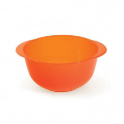 PLASTOREX Bol micro-ondable Polypropylene 35 CL Orange agrum