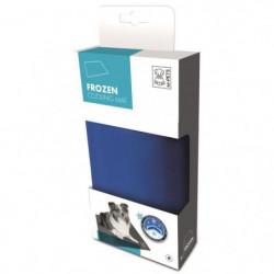 M-PETS Tapis rafraîchissant Frozen M - 65x50cm - Bleu - Pour