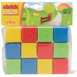 ECOIFFIER Sachet 12 Cubes