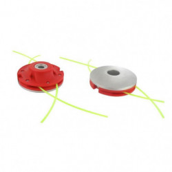 JARDIN PRATIQUE Tete a 2 fils nylon universelle OZAKI - SPEE