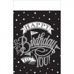AMSCAN Nappe plastifiée Hooray It's Your Birthday 137 x 259