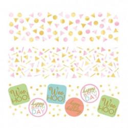 AMSCAN Confettis 34 gr Confetti Fun