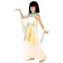 CESAR - F232 - Robe princesse Egyptienne - 10 / 12 ans