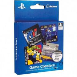 20 Dessous de verre Playstation - Jeux PS4