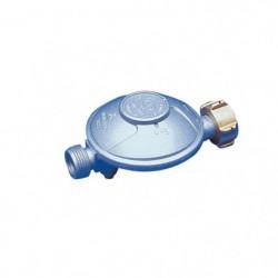DIPRA Détendeur a sécurité butane NF 1.3kg/h - 28mbar écrou
