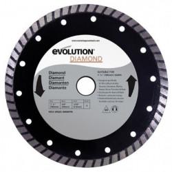 EVOLUTION Disque diamant FURY 185mm