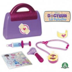 DOCTEUR LA PELUCHE Coffret Médical de Doc