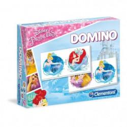 CLEMENTONI Domino - Disney Princesses - Jeu éducatif
