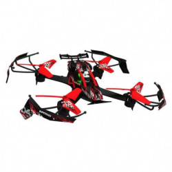 MONDO Ultradrone Pro Racer - Mega Pack Radio commandé - Roug 54064