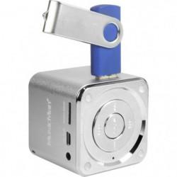 MUSICMAN MINI SOUNDSTATION Mini Enceinte portable avec lecte