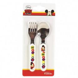 Fun House Disney Mickey ensemble de 2 couverts (fourchette e