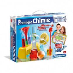 CLEMENTONI Science & Jeu - Ma premiere chimie - Jeu scientif