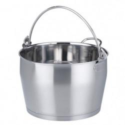 BAUMALU Chaudron de cuisson inox - 24 cm