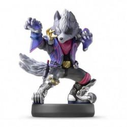 Amiibo Collection Super Smash Bros - Wolf