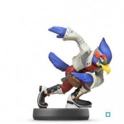 Figurine Amiibo Falco Super Smash Bros N°52