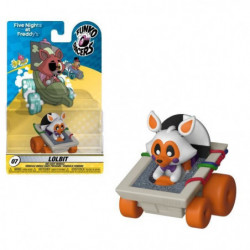 Figurine Funko Super Racers: Five Nights At Freddy's: Lolbit