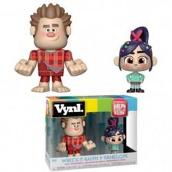 2 Figurines Funko Vynl Disney: Ralph 2.0 - Vynl 1 & 2