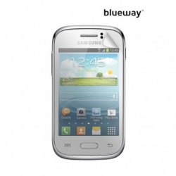 BIGBEN Lot 2 proteges-écran One Touch pour Samsung Galaxy Fa