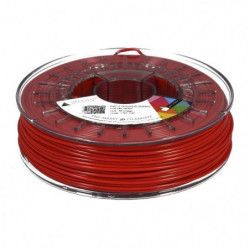 SMARTFIL Filament ABS - 2.85mm - Rouge - 750g