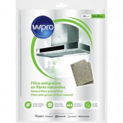 WPRO NGF331 Filtre antigraisse universel en fibres naturelle